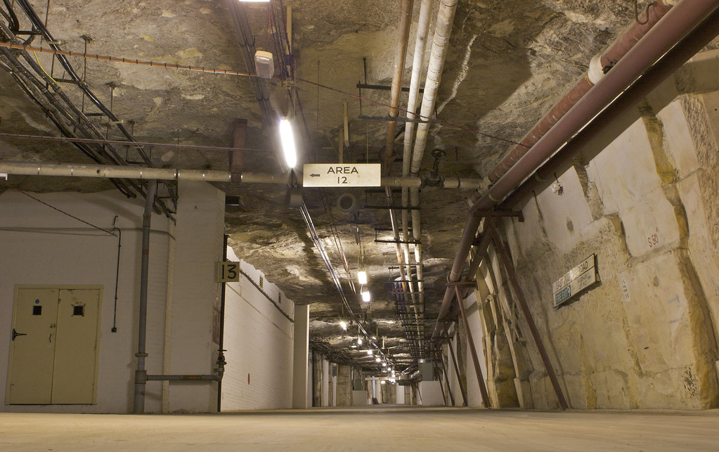 Corsham's secret underground city