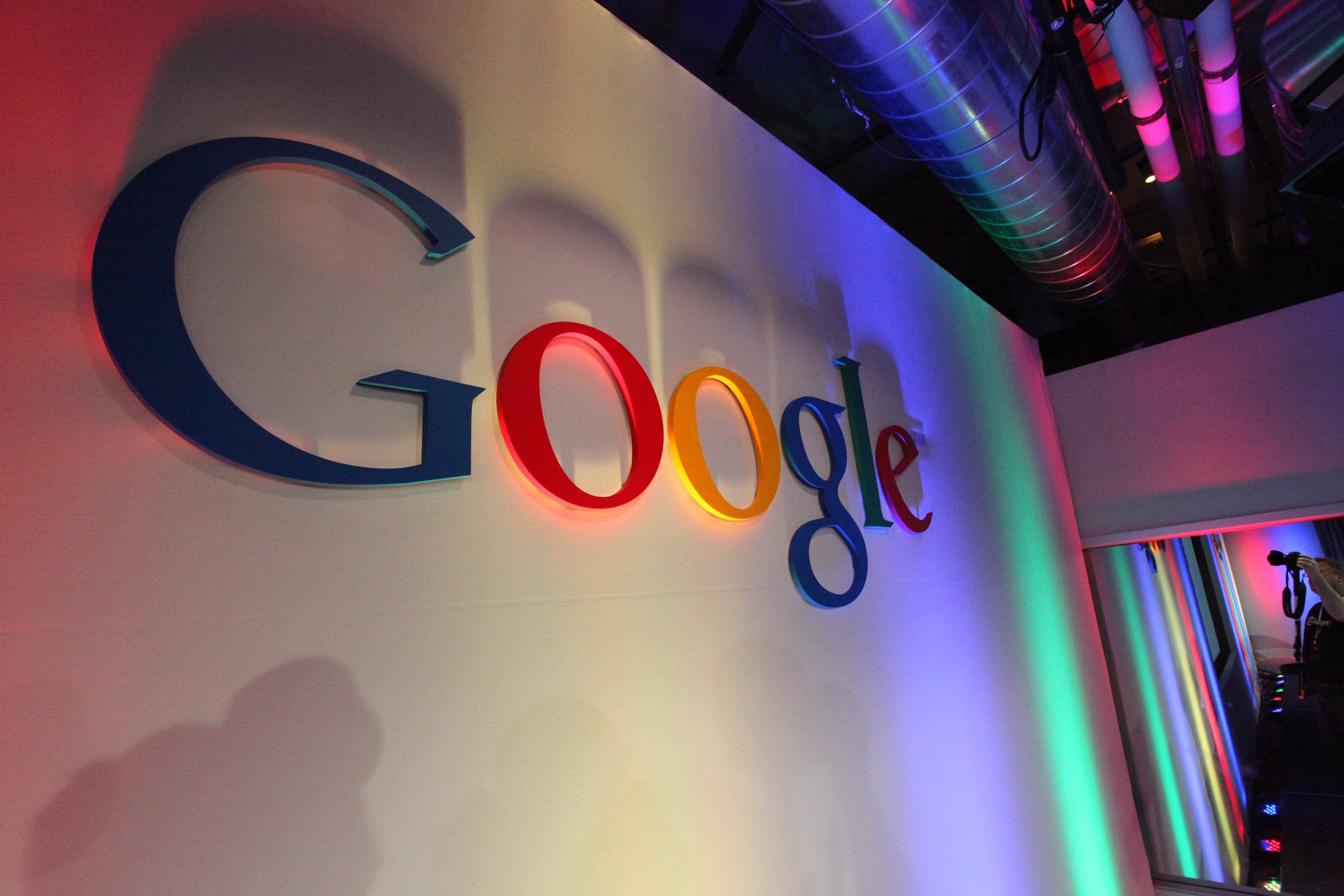 Google secretly amassing user data