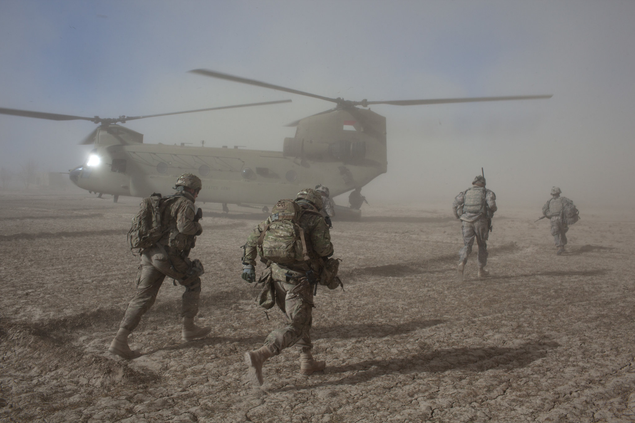 Why is the U.S. still at war?