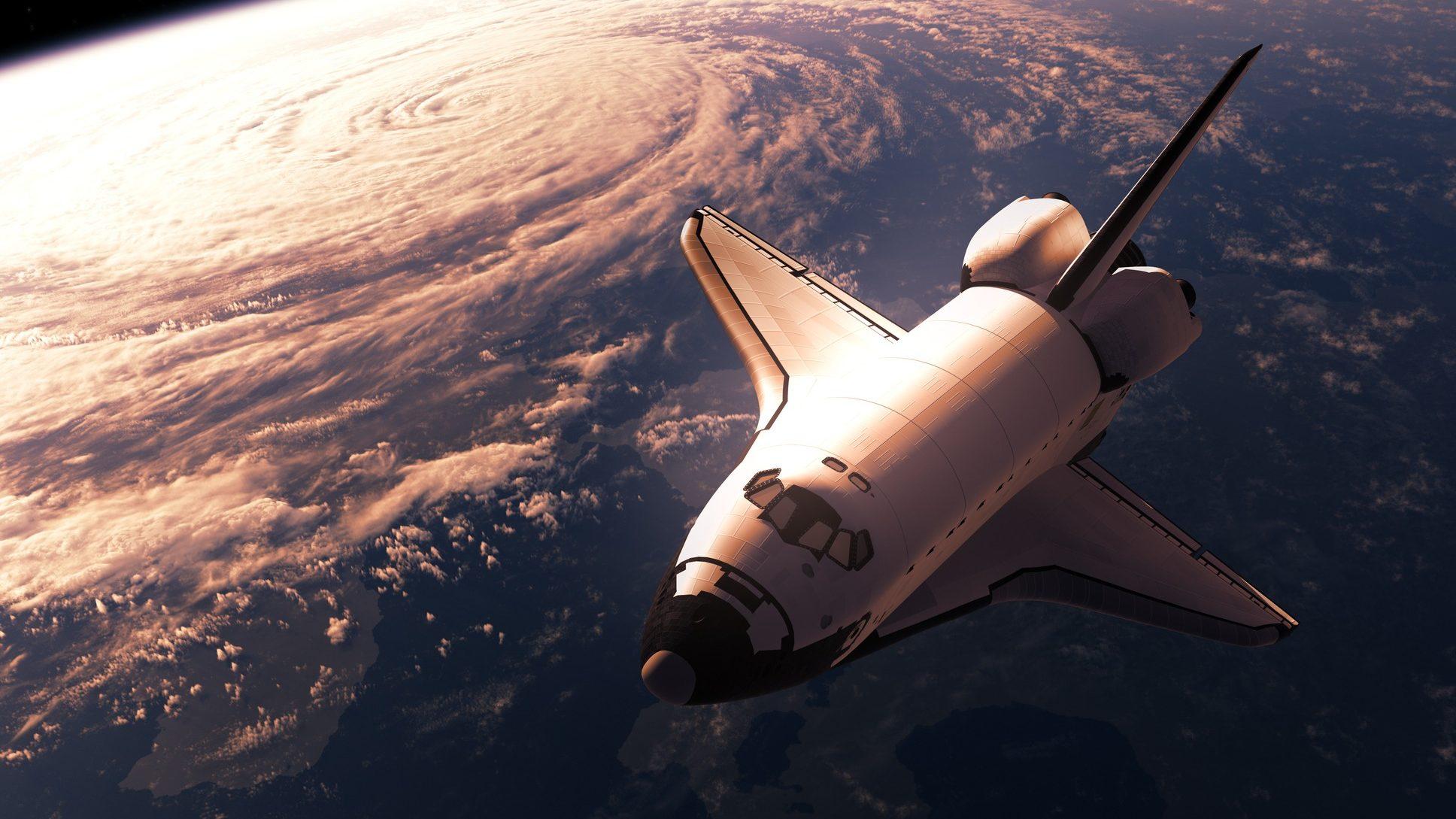 Space plane X-37B / USA-212