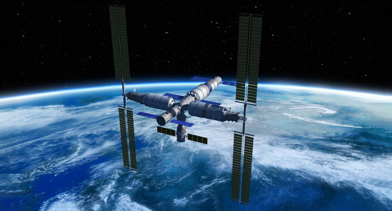 China is creating their own Space Station
