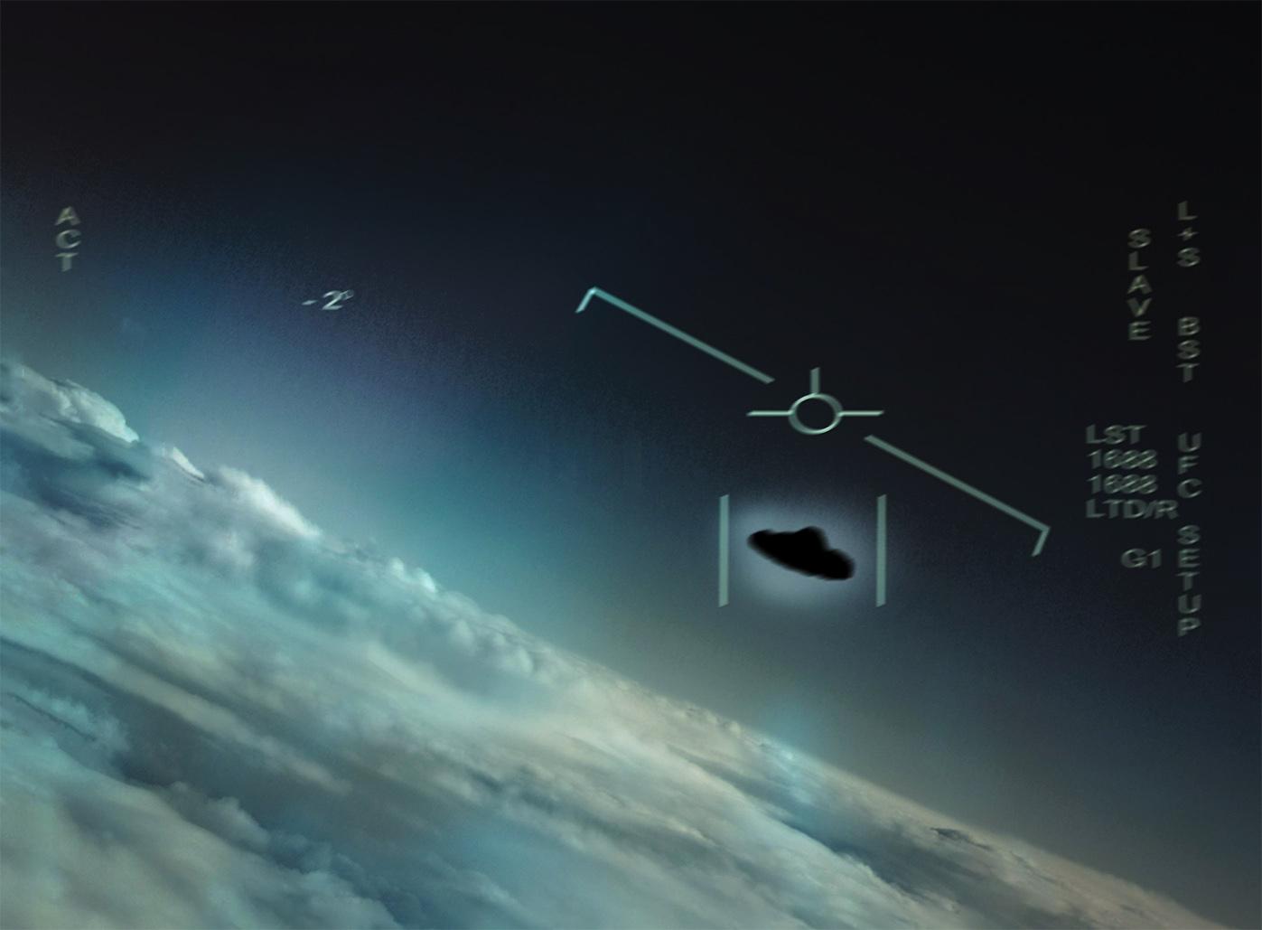 Tic Tac UFOs